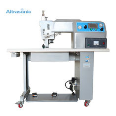 35kHz Ultrasonic Sealing Machine , Sealing And Cutting Machine